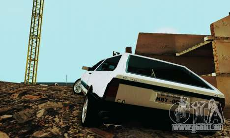 VW Parati GLS 1988 pour GTA San Andreas vue de droite