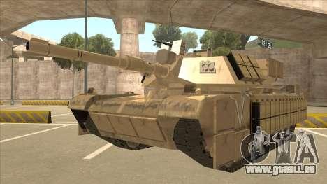 M69A2 Rhino Desierto für GTA San Andreas