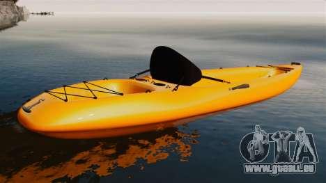 Kanu für GTA 4 linke Ansicht