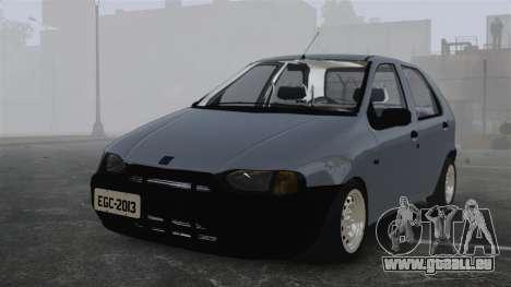 Fiat Palio EDX 1997 für GTA 4
