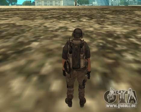 Nikolay pour GTA San Andreas deuxième écran