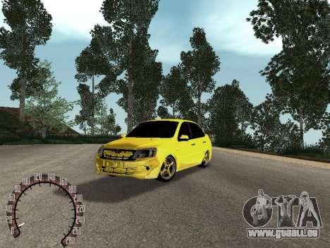 VAZ 2190 für GTA San Andreas