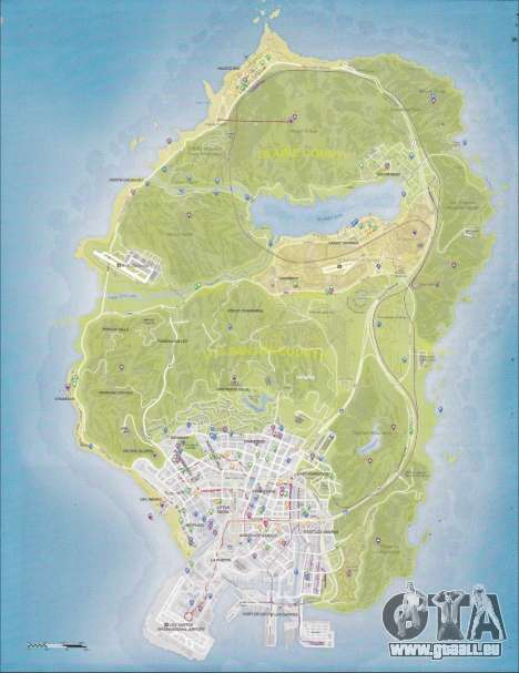 GTA 5 Grand Theft Auto V Signature Series Guide sechster Screenshot