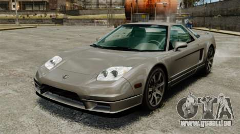 Acura NSX für GTA 4
