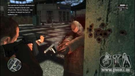 Sayga 12 pour GTA 4 secondes d'écran