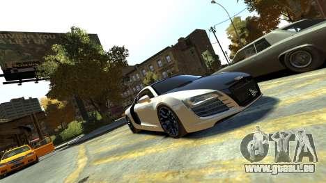 Audi R8 pour GTA 4