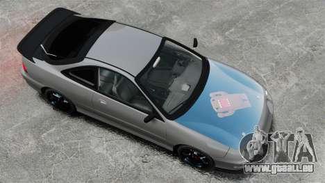 Acura Integra Type-R Domo Kun pour GTA 4 est un droit