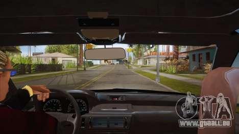 CLEO-Skript: Blick aus der Kabine für GTA San Andreas