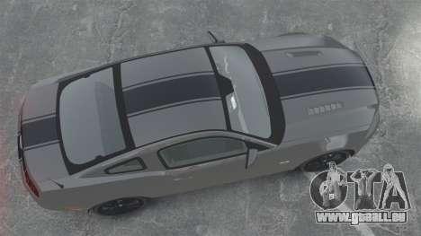 Ford Mustang GT 2013 für GTA 4 rechte Ansicht