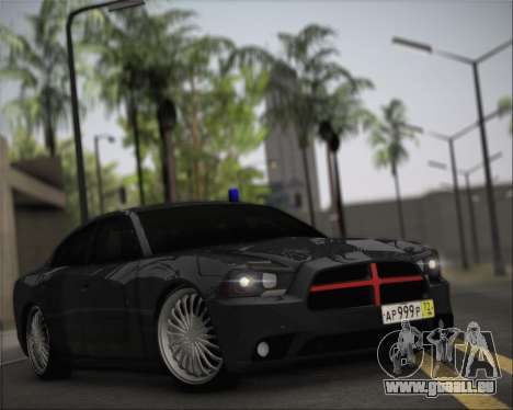 Dodge Charger SRT8 für GTA San Andreas