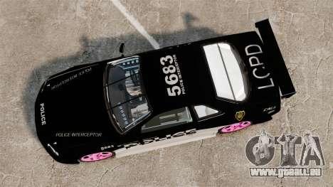 Nissan Skyline R34 pour GTA 4 est un droit