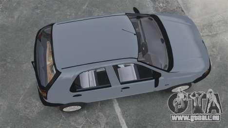 Fiat Palio EDX 1997 für GTA 4 rechte Ansicht