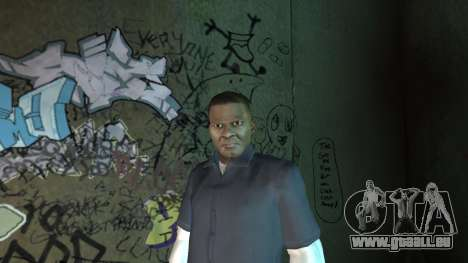 Franklin de GTA 5 pour GTA 4 secondes d'écran