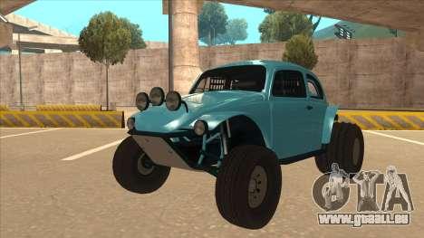Volkswagen Baja Buggy 1963 pour GTA San Andreas