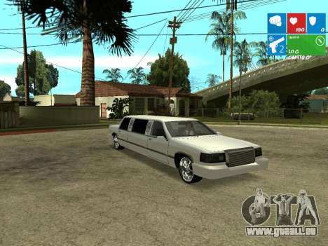 New Stretch pour GTA San Andreas