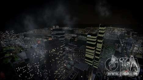 ENB realistic final 1.4 pour GTA 4 septième écran