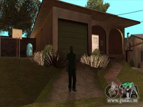Commutation entre les personnages comme dans GTA pour GTA San Andreas troisième écran