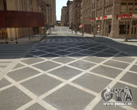 New Roads für GTA 4 sechsten Screenshot