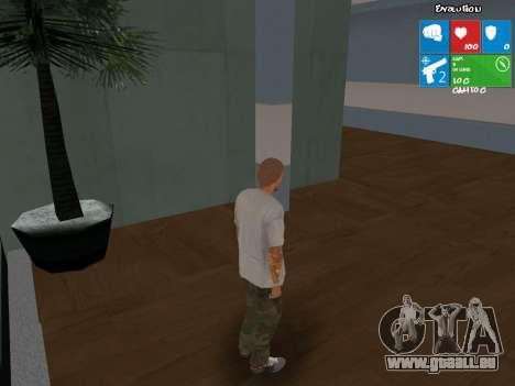 Neue Verkäufer von Waffen für GTA San Andreas zweiten Screenshot