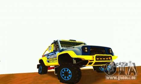 UAZ 31514 Rallye für GTA San Andreas