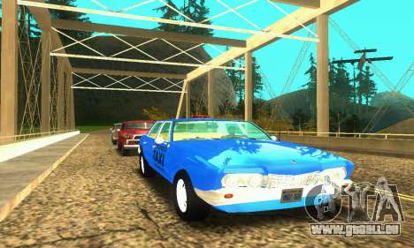 Fasthammer Taxi pour GTA San Andreas