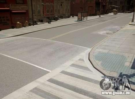 New Roads für GTA 4