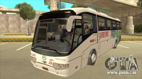Higer KLQ6129QE - Super Five Transport S 025 pour GTA San Andreas