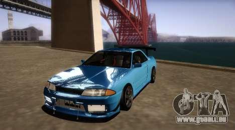 Nissan Skyline R32 GT-R für GTA San Andreas