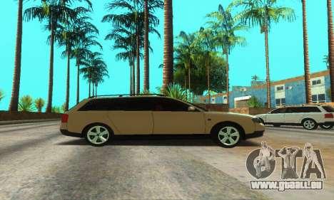 Audi A6 (C5) Avant für GTA San Andreas Seitenansicht
