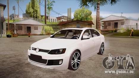 VW Jetta GLI 2013 pour GTA San Andreas
