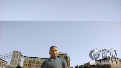 Franklin de GTA 5 pour GTA 4 septième écran