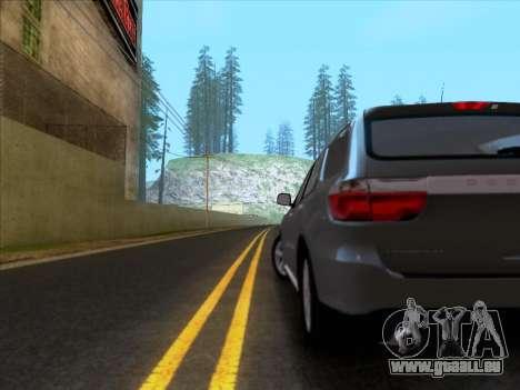 Dodge Durango Citadel 2013 pour GTA San Andreas vue de droite