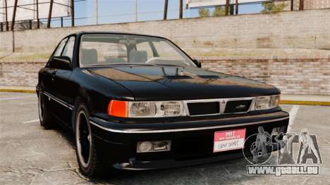 Mitsubishi Galant v2.0 pour GTA 4