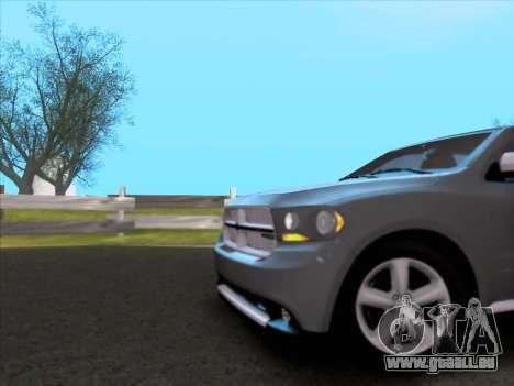 Dodge Durango Citadel 2013 pour GTA San Andreas vue de côté