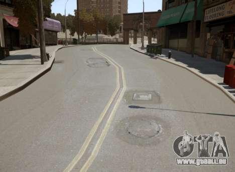 New Roads für GTA 4 fünften Screenshot