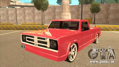 Modified Sadler für GTA San Andreas