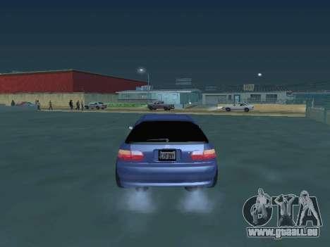 Honda Civic (EG6) 1994 pour GTA San Andreas vue de droite