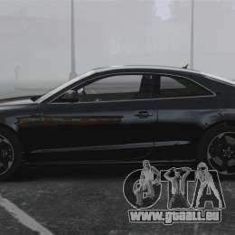 Audi RS5 2011 v2.0 für GTA 4 linke Ansicht