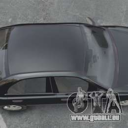 Hyundai Accent Admire pour GTA 4 est un droit