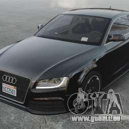 Audi RS5 2011 v2.0 pour GTA 4