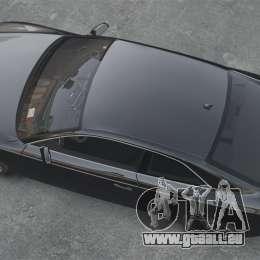 Audi RS5 2011 v2.0 pour GTA 4 est un droit