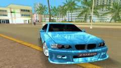 BMW M3 E46 Hamann für GTA Vice City