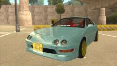 Honda Integra JDM Version pour GTA San Andreas