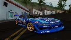Nissan Silvia S15 Toyo Drift