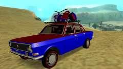 GAZ-24 Volga Spaß