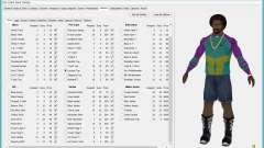 Savegame Editor v3.2 für GTA San Andreas