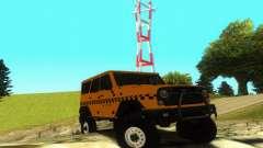 UAZ Hunter-Taxi