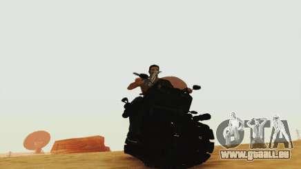 Mercenaries 2 Panzercycle für GTA San Andreas