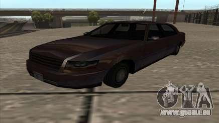 Washington von GTA 5 für GTA San Andreas