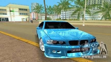 BMW M3 E46 Hamann für GTA Vice City